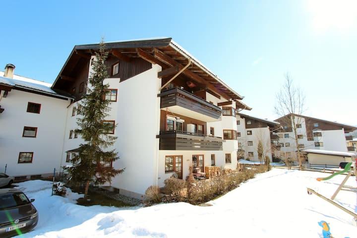 Schönes Appartement nahe Skigebiet in Going am Wilden Kaiser