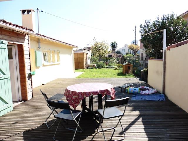 La petite maison dans la ville! - Toulouse - Talo