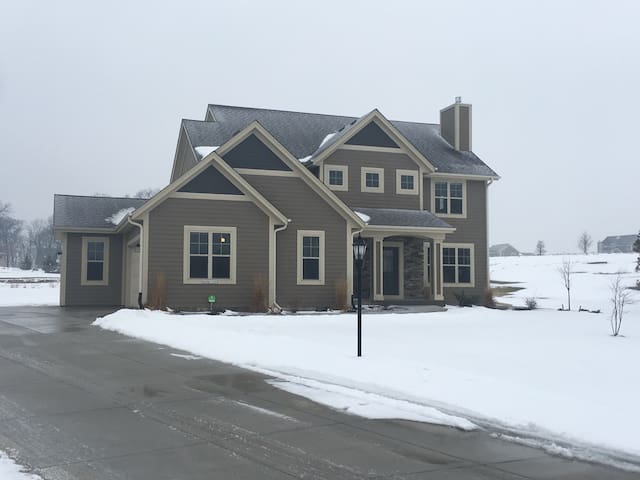 US Open House Rental, 7 miles to Erin Hills - Hartland