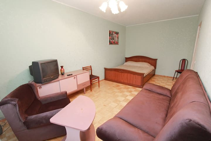 "Апартаменты ""Красотка"" - Ufimsky District - Apartament"