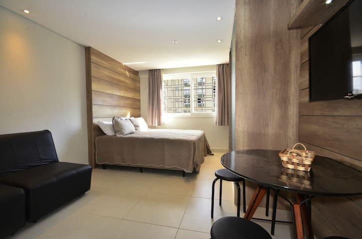 Apartamento Flat Granja Brasil Itaipava 2404