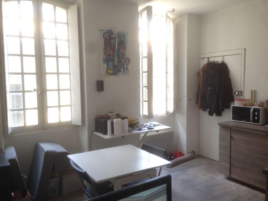 Appartement bordeaux st michel t1 bis appartamenti in for Appartement t1 bordeaux