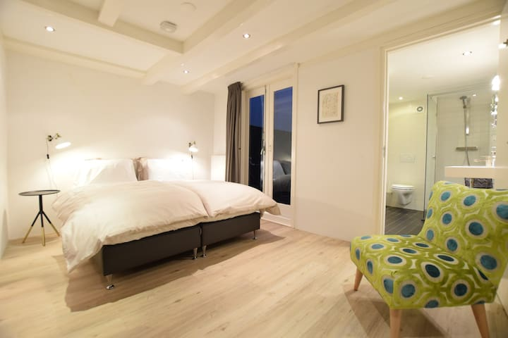 Bright private apartment | Centre of Amsterdam! - Amsterdam - Apartment