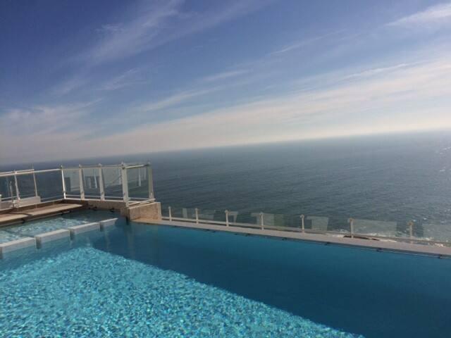Depto. Reñaca Preciosa Vista al Mar