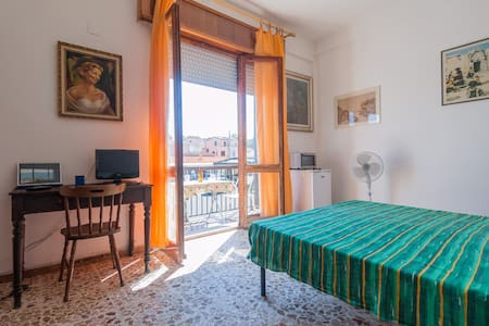Private room with private bathroom - Santa Lucia di Siniscola