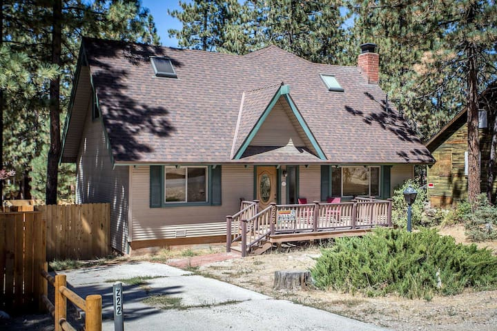 1119-Birchwood Knoll - Lac Big Bear - Maison