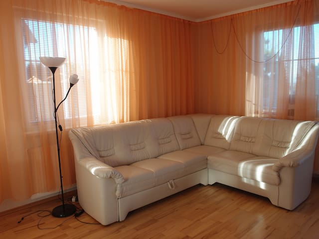 Comfortable house close to Prague