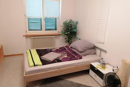 Gästezimmer ruhig+zentral / 5min vom Bhf+Apamed