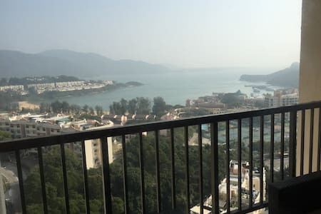 Super cosy 2 bedr, great view, close to Disneyland - Hong Kong