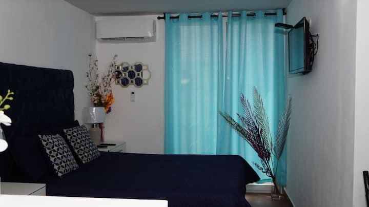 Apartamento de 1 habitación.
