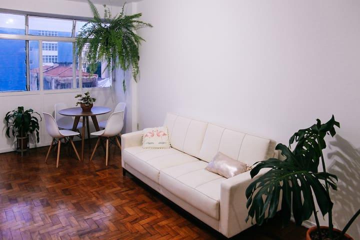 Quarto individual em apartamento, Marechal Deodoro
