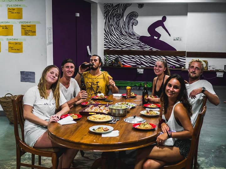 Beach Break Surf Hostel