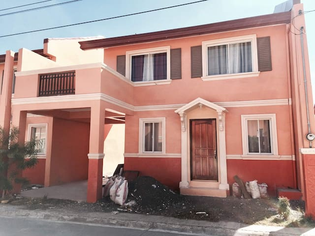 2-storey Camella House in Davao City!