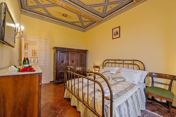 Camera Matr. B&B Tenuta di Petriolo - Torrita di Siena - Bed & Breakfast