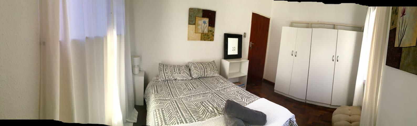 Guest Bedroom (View 1)