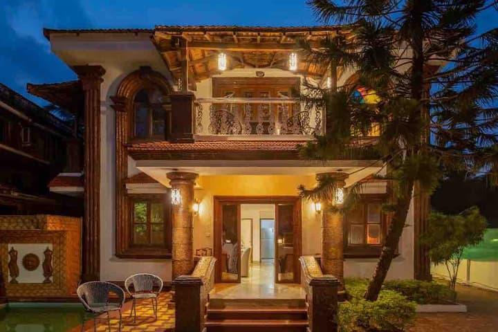 West Valley Villa, North Goa