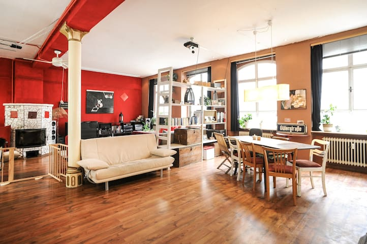Beautiful Loft-Style room  - close to city center - Pforzheim - Apartamento