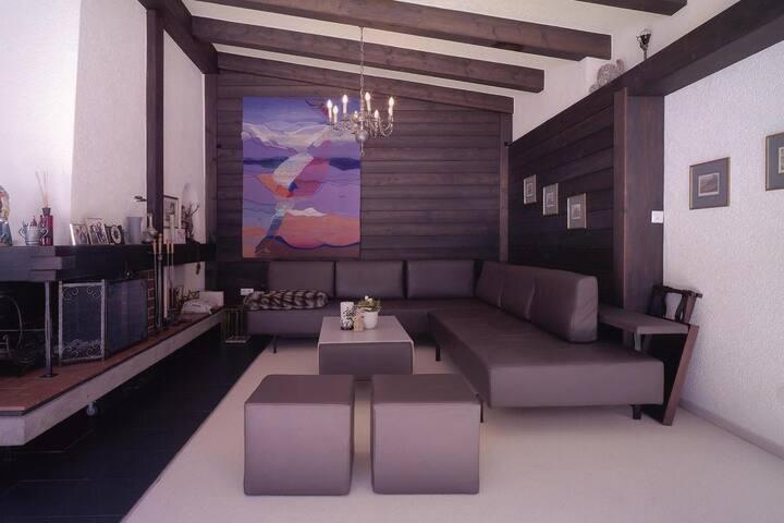XXL  Alpen-Penthouse