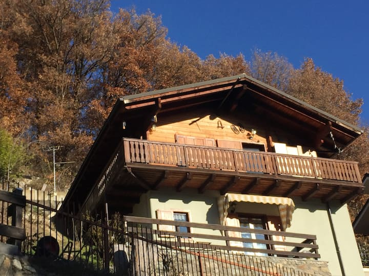 ALPLIEBE, holiday home in Valle d'Aosta