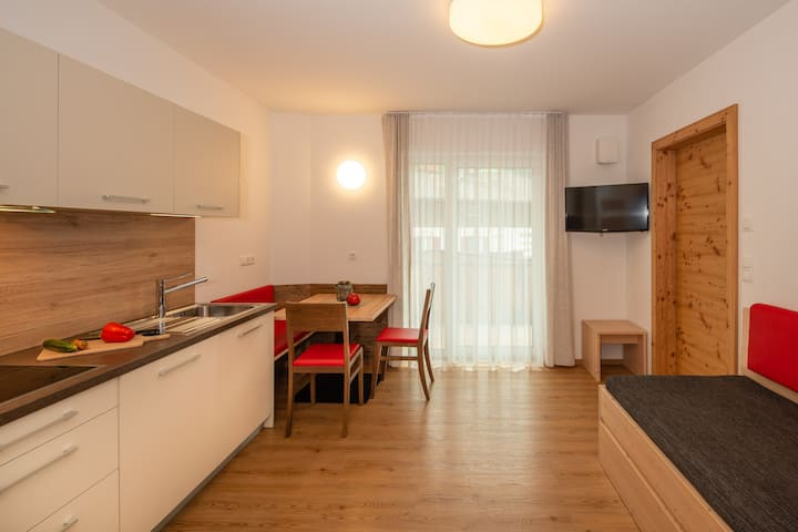 Alpine-style apartment St. Walburg