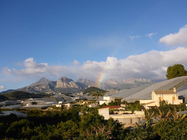 Typical Spanish Country House 15 mins drive Altea - Alicante - House