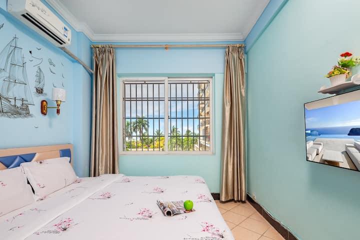三步海梦想景观大床房
