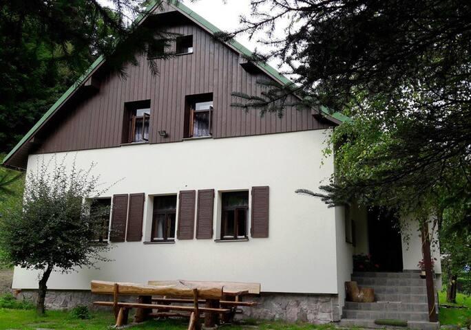 Eagles Nest - Cerny Dul, Krkonoše