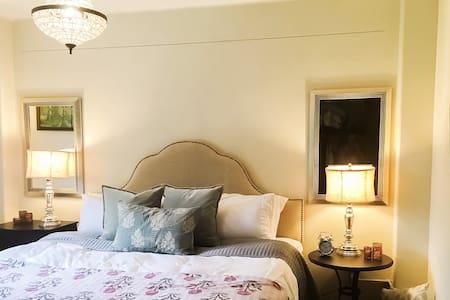 Groovy Mansion Suite in Westside Oasis - w/ Pool!