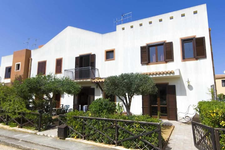 Stagnone Holiday Apartment Gisella