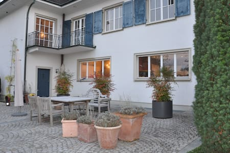 Room 1 in Beautiful Villa - 10 min from Basel - Binningen - Villa