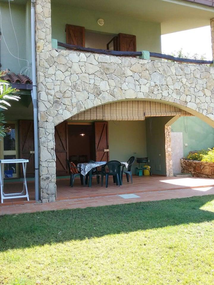Villa Verde a 300 Mt dalla spiaggia
