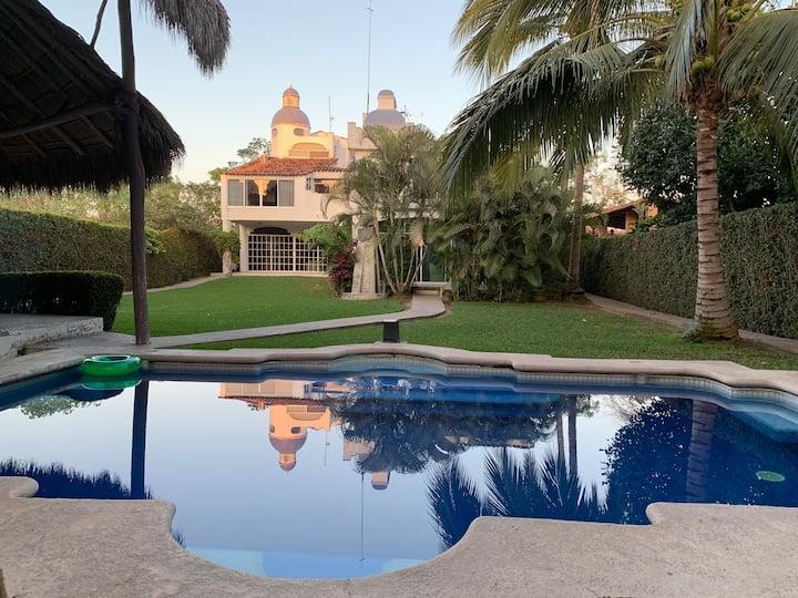 Casa en Nuevo Vallarta a 3 minutos de la playa