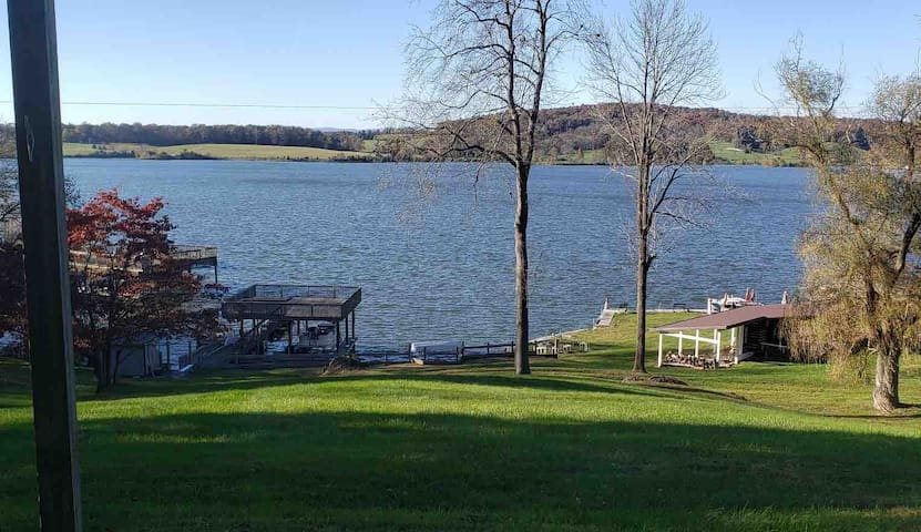 Merry Point Lodge at Claytor Lake