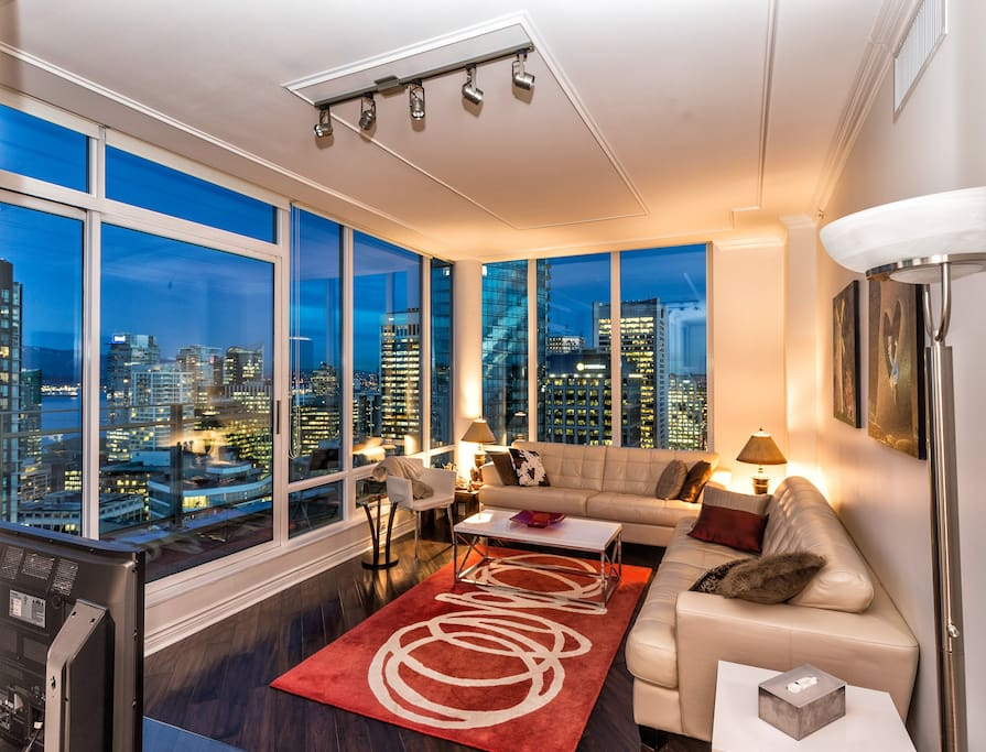 ️3BR/2BA AMAZING VIEW LUXURY DOWNTOWN PENTHOUSE ️