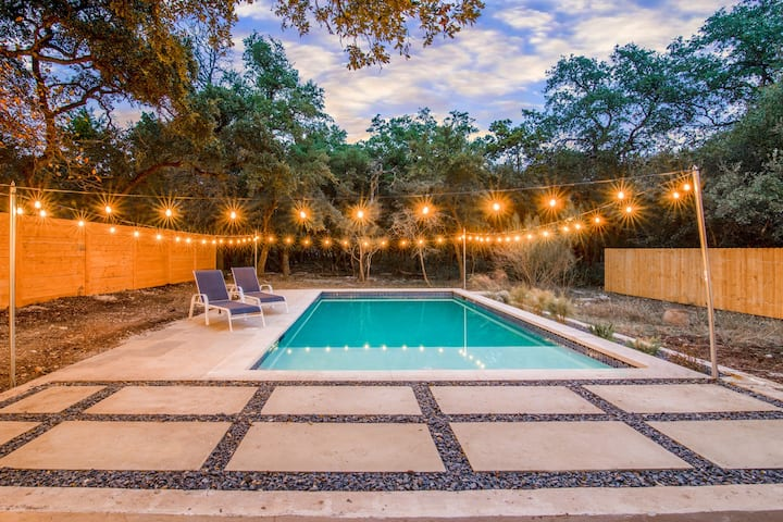 ★ATX Paradise l Heated Private Pool l Sleep 19★