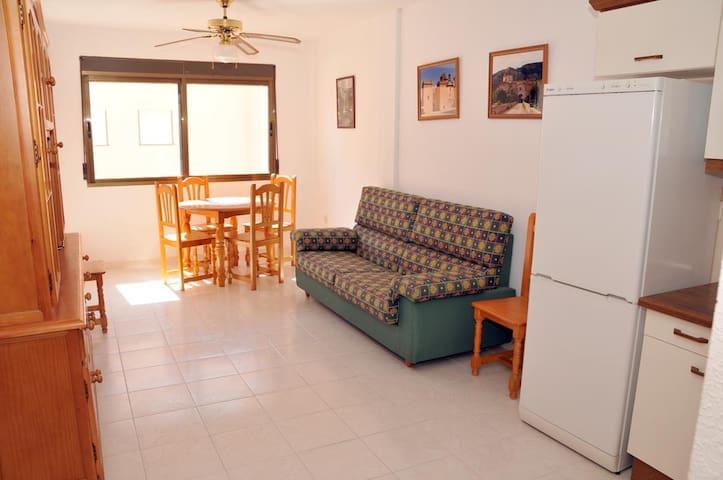 Preciosa casa en playa con todo tipo de servicios - Tavernes de la Valldigna - Departamento