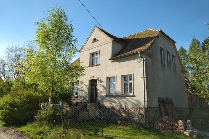 Naturpark Hoher Fläming: Villa Arensnest