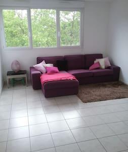 chambre individuelle dans t3 lormont - Lormont - Διαμέρισμα
