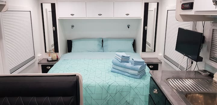 Luxurious Caravan style