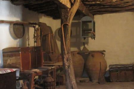 Tradiční krétský domek blízko moře - Agios Nikolaos