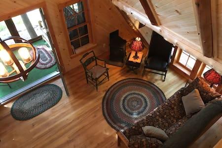 Social Distancing Riverside Cabin & Nature Trails