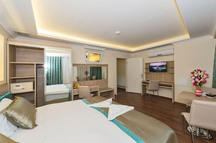 DELUXE SUITE - Istanbul - Pis