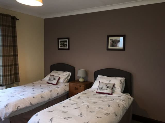 The Greannan Bed & Breakfast Room 2