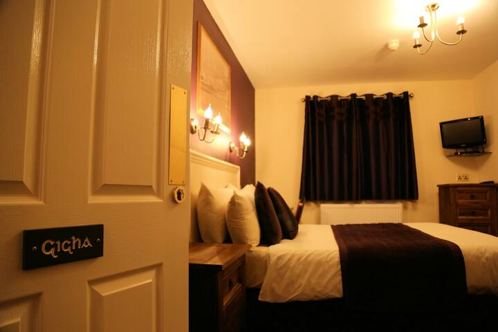 Gigha Suite at The Galley of Lorne Inn