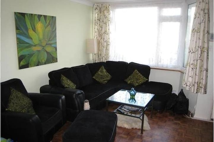 Cosy 2 Bedroom house with garden - Bexleyheath - Huis