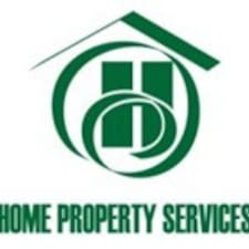 Homepropertysevices est l'hôte.