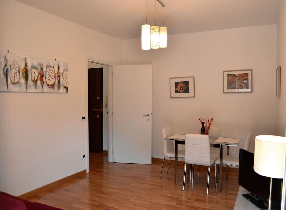 Accogliente appartamento vicino a piazza s pietro for Appartamenti in affitto bressanone e dintorni