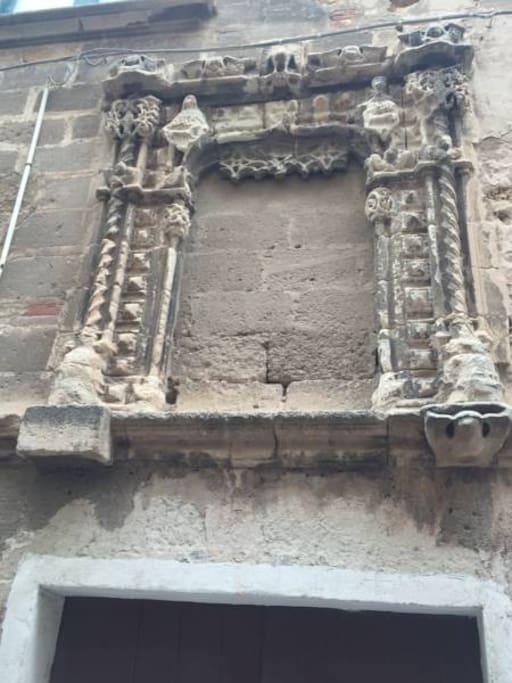 Palazzo Ciambra XIVsec.