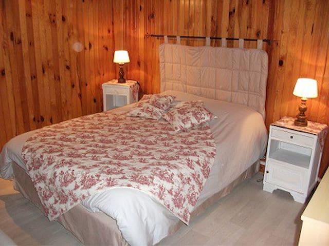 """Chambres """"Les Roses"""" maison d'hôtes - Moux-en-Morvan"""