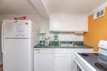 Well stocked kitchen for your cooking needs
